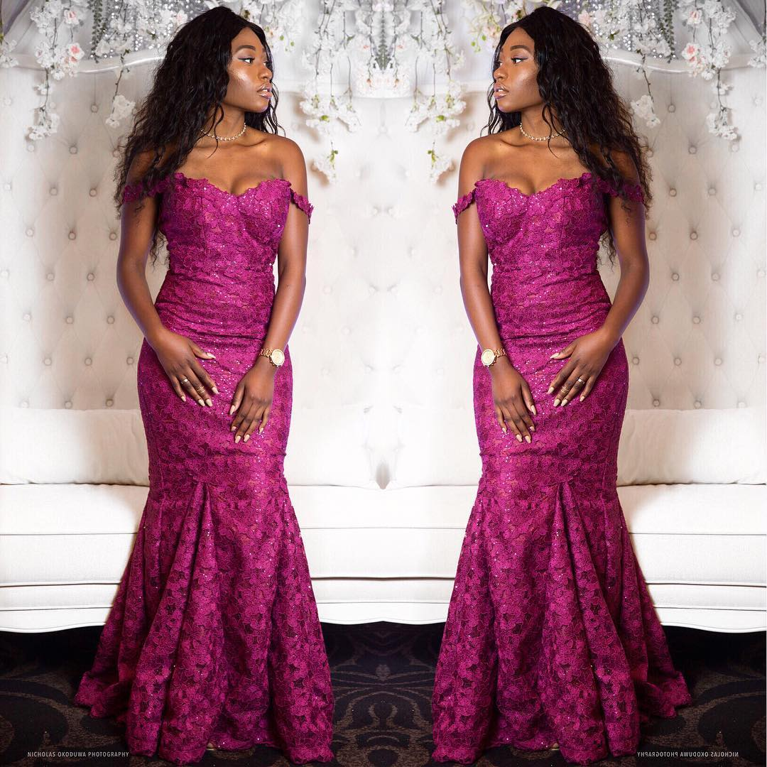 latest fashion asoebi styles in Africa