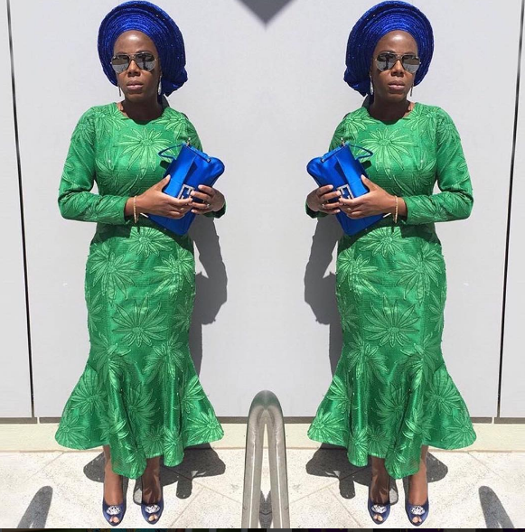 latest asoebi styles in Nigeria