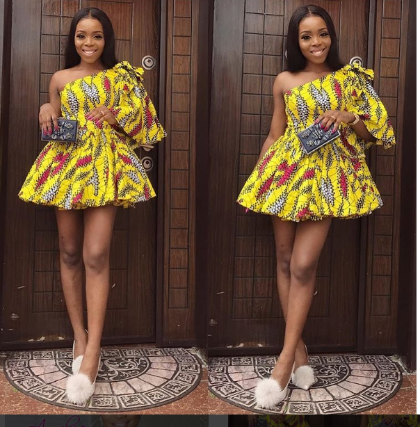 ankara styles for ladies in Nigeria