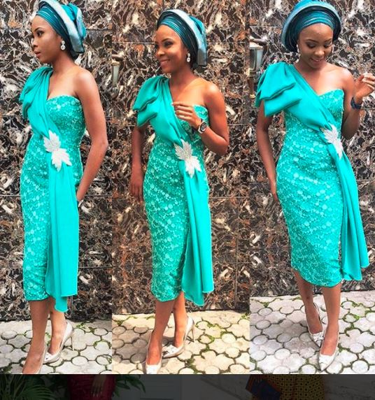 asoebi outfits in Africa