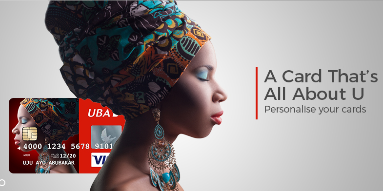 African beauty & Fashion inspired UBA Advert