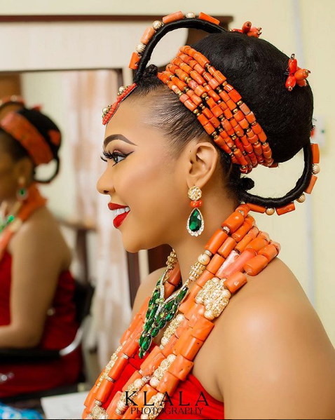 The Edo Bride Traditional Marriage in Nigeria