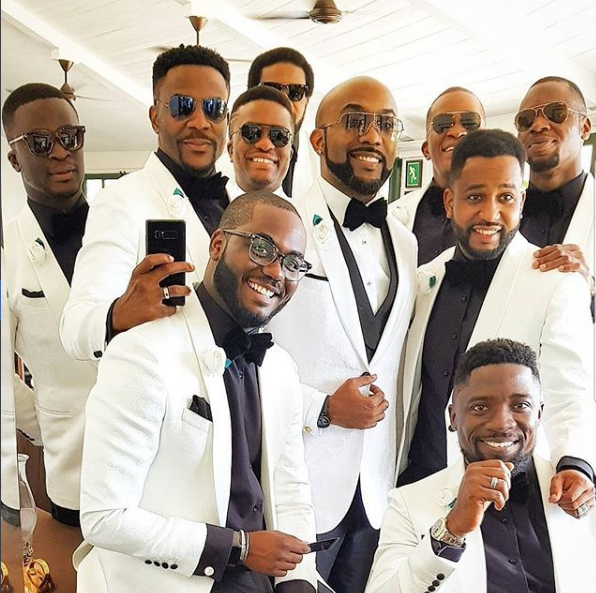 Nigeria celebrity wedding