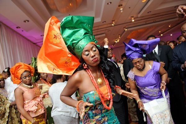 nigeria owambe party