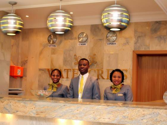 hotel lodging in lagos nigeria