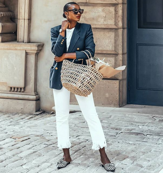 casual style in Nigeria